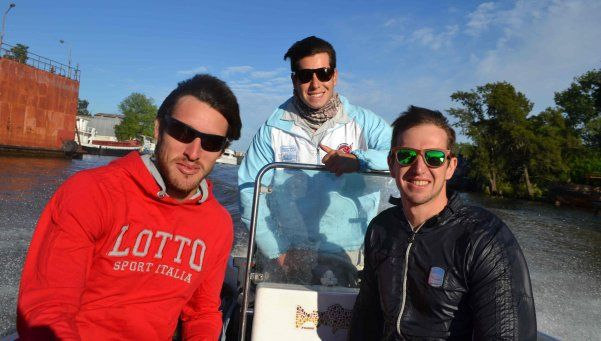 Video | Bebu Girolami y Leo Mayer, unidos por Viva la Pesca