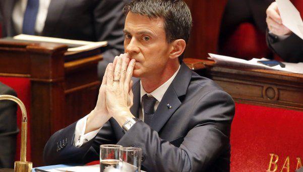 Francia advierte por atentados con armas químicas o bacteriológicas