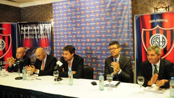 San Lorenzo y Carrefour firmarán los boletos de compra-venta