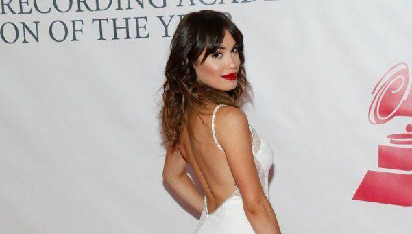 Lali Espósito deslumbró en una gala en Las Vegas