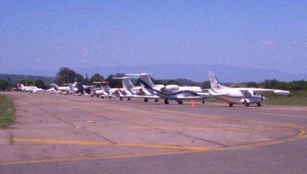Revuelo por los aviones que trasladaron a Cambiemos hasta Humahuaca