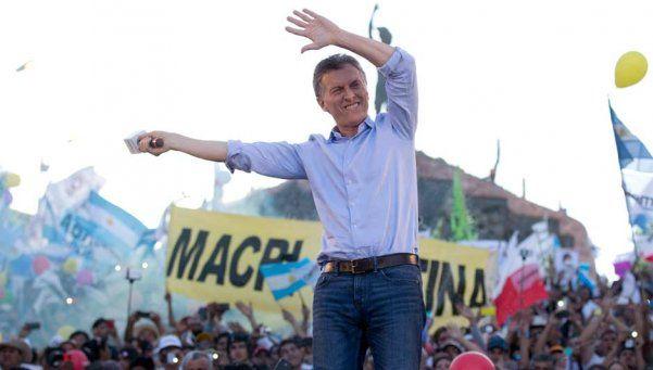 Macri cerró su campaña: El domingo cuento con ustedes