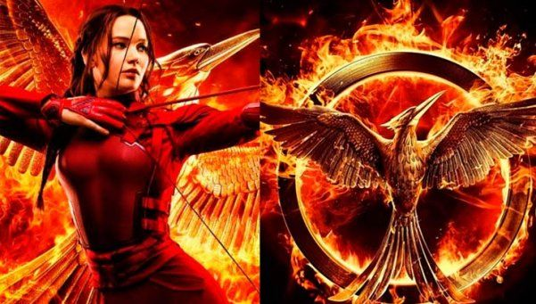 Prohíben pósters de Los Juegos del Hambre con Jennifer Lawrence