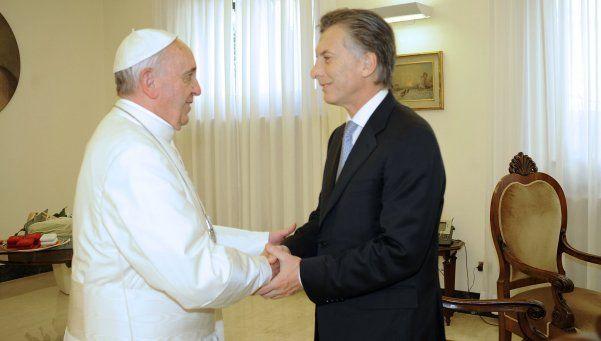 El Papa Francisco evitó hablar del triunfo de Macri