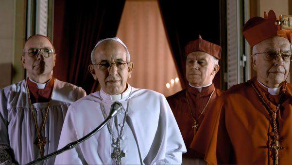 Llega la primera miniserie sobre el Papa Francisco