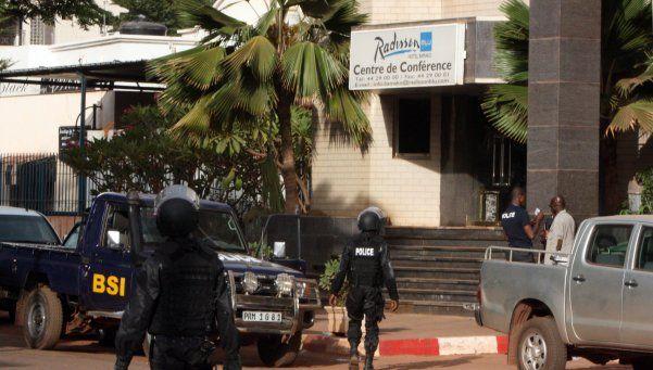 Mali: terroristas entraron al hotel con una falsa patente diplomática