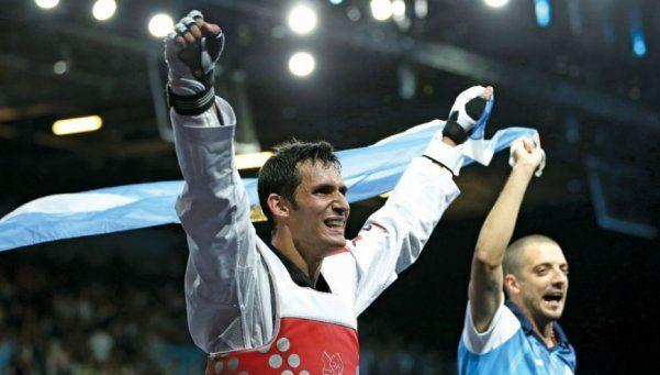 Sebastián Crismanich se quedó afuera de Río 2016
