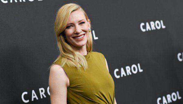 """Cate Blanchett: """"Resurgen los films provocativos"""""""