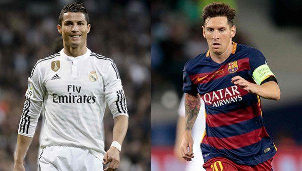 La deuda que Cristiano Ronaldo le reclama a Messi