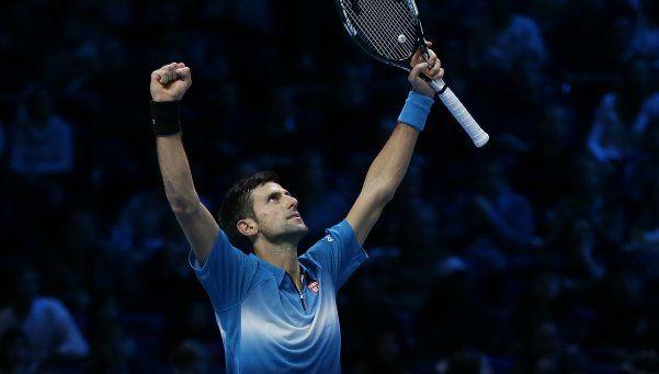 Djokovic y Federer, otra cita en la final del Masters de Londres