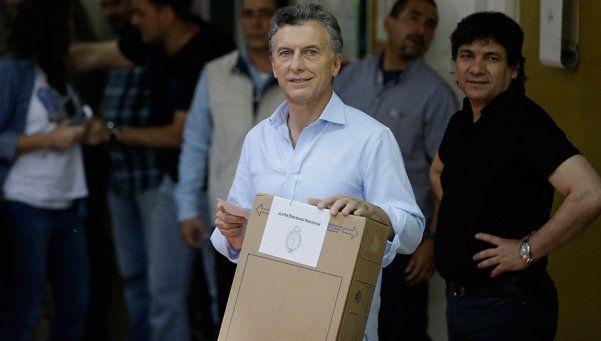 Mauricio Macri: Hoy comienza una nueva etapa en la Argentina