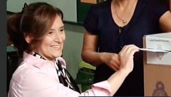 """Michetti: """"La Argentina necesita paz y amor"""""""