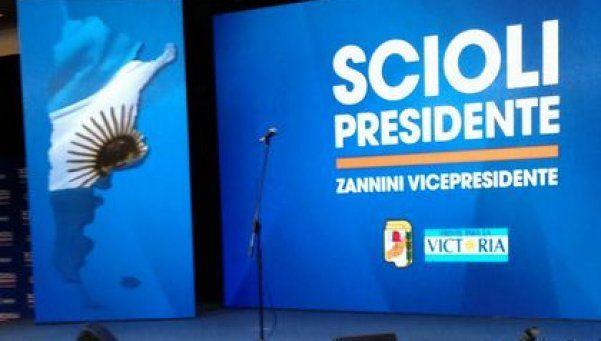 El búnker de Scioli: austeridad y poca militancia