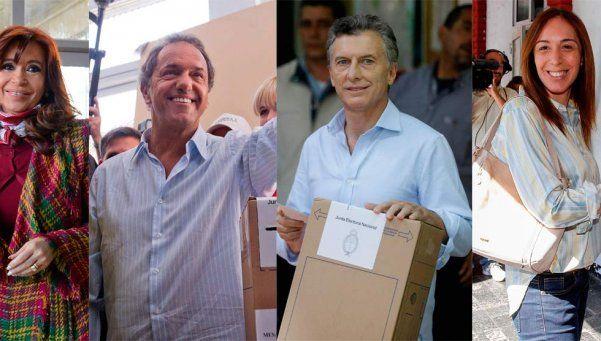 Denunciaron a Cristina, Scioli, Macri y Vidal por presunta violación de veda