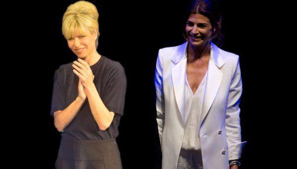 Juliana Awada ganó el balotaje fashionista de las Primeras Damas