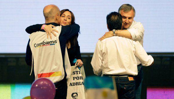 María Eugenia Vidal: Esta es una noche que no vamos a olvidar