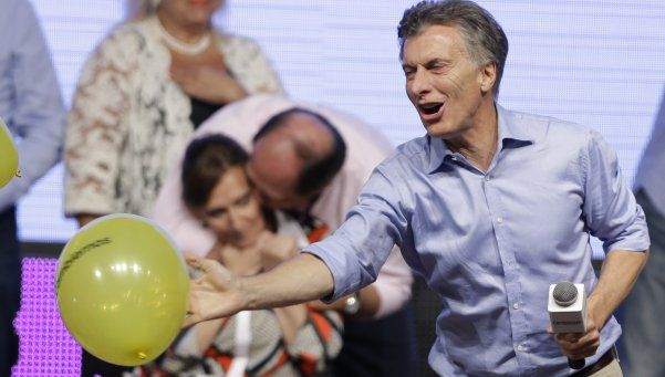 """""""Estoy acá para que los argentinos vivan cada día mejor y más felices"""""""