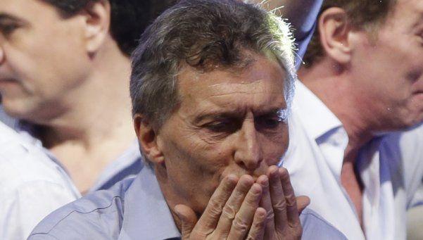 """Macri: """"El 11 de diciembre se termina el cepo"""""""