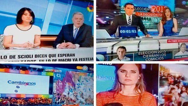 La televisión, dividida entre apresurados y cautelosos