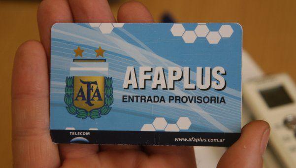 Se despide el AFA Plus y crearán un nuevo sistema de seguridad