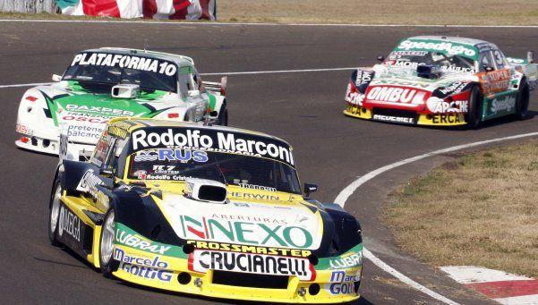 La corona del TC aguarda por Rossi o el Gurí Martínez
