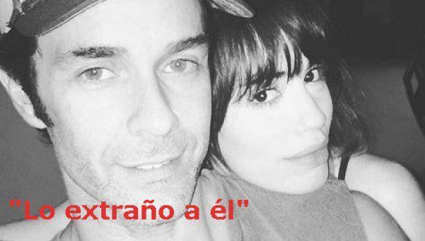 Lali y Mariano vencen al amor a la distancia