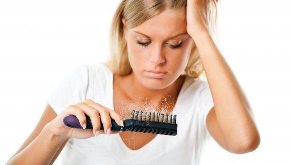 El cabello puede vivir de dos a tres años