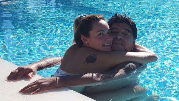 Echaron a Maradona de un hotel en Maracaibo