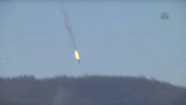 Turquía derribó un avión ruso y se agrava el conflicto en Siria