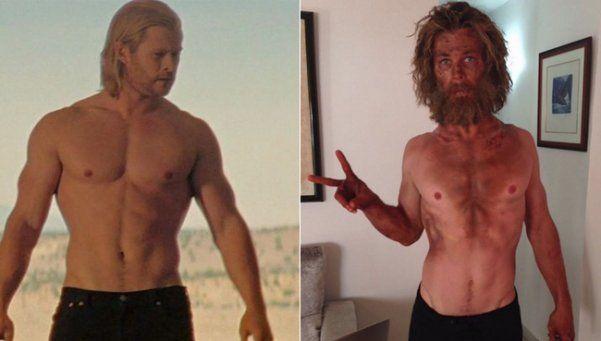 """¿Qué le pasó al actor de """"Thor""""?"""