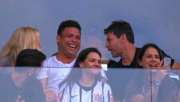 Fútbol sudamericano: Corinthians festejó campeonato con una goleada