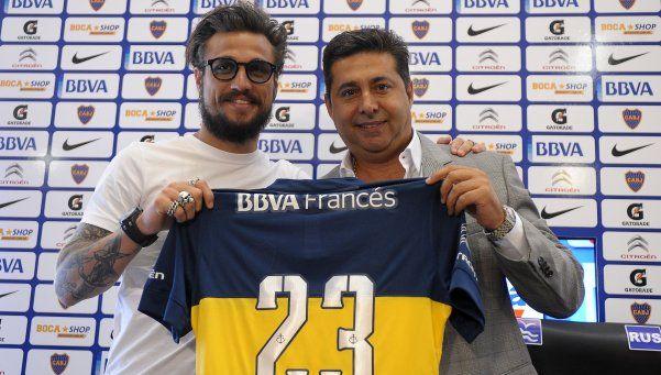 La vuelta de Osvaldo, atada a la reelección de Daniel Angelici