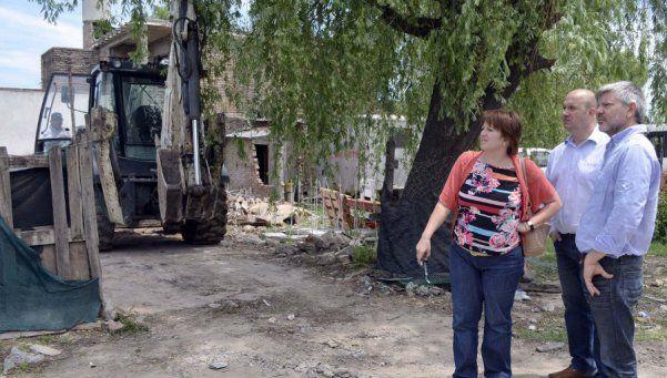Canalización del Arroyo del Rey ingresa en la última etapa