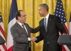 Obama a Hollande: el Estado Islámico debe ser destruido