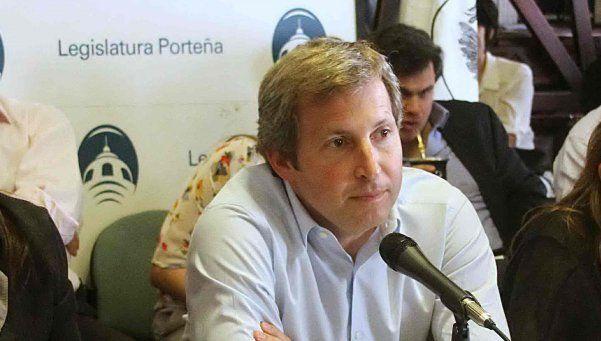 Frigerio dijo que cambia la relación con gobernadores