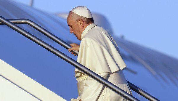 Francisco inicia la gira más arriesgada de su pontificado