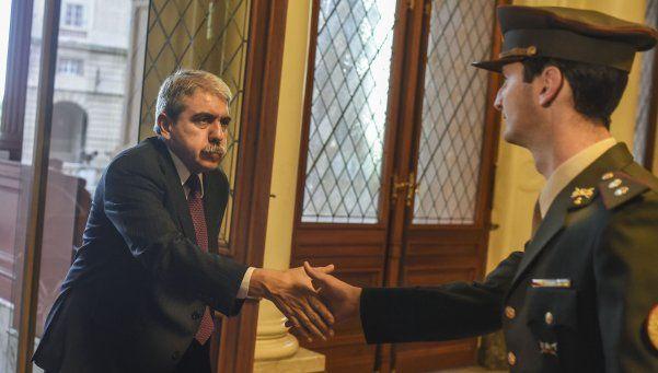 Aníbal Fernández dijo que le rechazaron una reunión con Peña