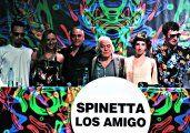 Presentaron Los Amigo, el nuevo disco de Spinetta