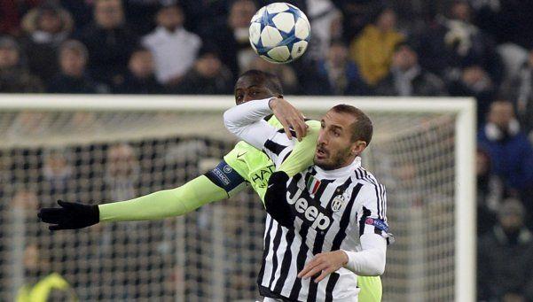 Champions: Juventus y el City avanzaron a octavos