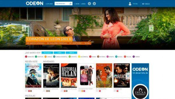 Lanzaron Odeón, un Netflix para ver películas argentinas gratis