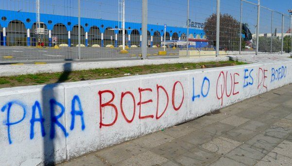 La Legislatura le dio un guiño a San Lorenzo por la Vuelta a Boedo