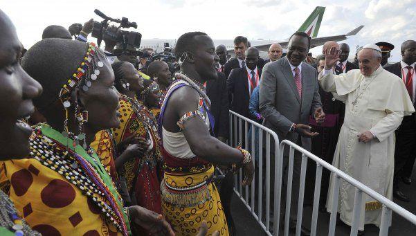 El Papa trazó vínculos entre el terrorismo y la pobreza