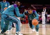 Un basquetbolista de 1,60 m. jugó en la NBA