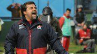 Caruso Lombardi no seguirá como entrenador de Arsenal