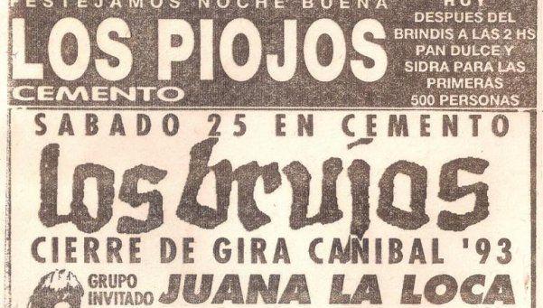 """""""Cemento, el semillero del rock"""": anécdotas en un paraíso"""