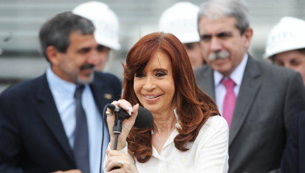 "Cristina: ""Es pesada nuestra herencia, la van a tener que defender"""