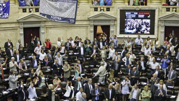 ¿Cuáles fueron las leyes que desataron la polémica en Diputados?