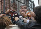 Transición: Peña mantuvo una reunión cordial con Aníbal