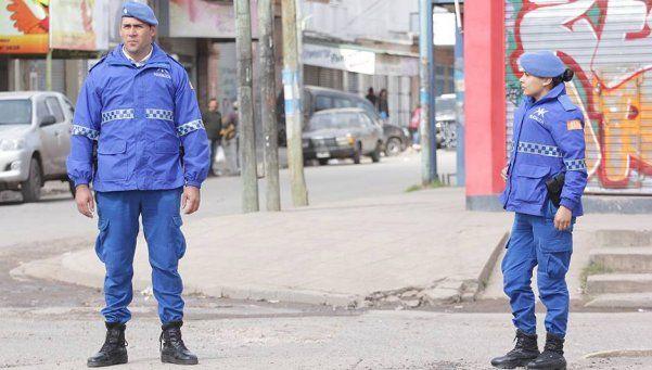 El 20% de policías locales está con uso de licencia