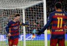 Messi volvió al gol en la Liga en una nueva demostración del Barcelona